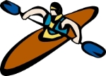 kayak clipart image