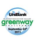 Greenway Challenge logo