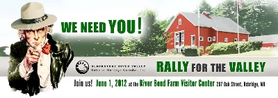 Rally For The Valley poster